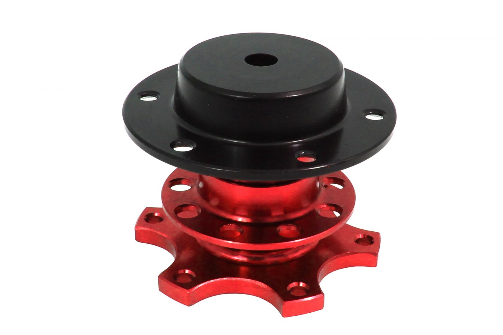 Naba Quick Release TurboWorks Red - GRUBYGARAGE - Sklep Tuningowy